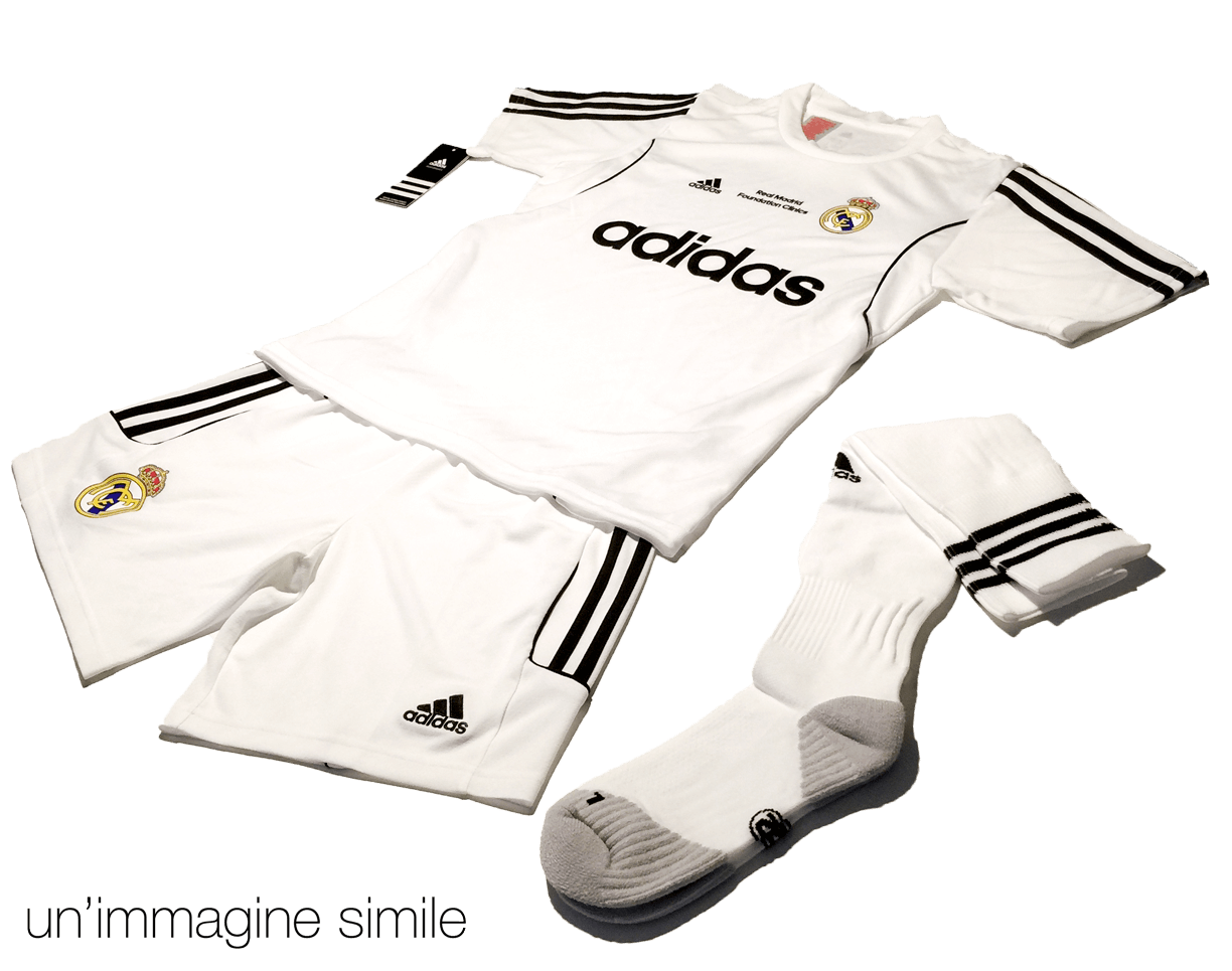 Kit Real Madrid Camp