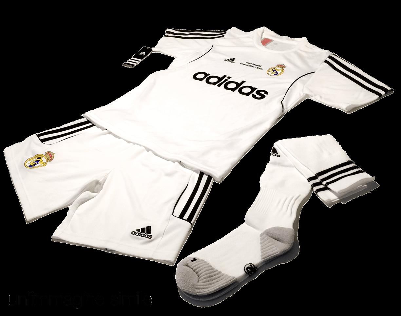 Kit Real Madrid Camp