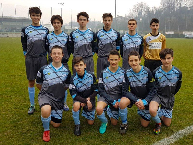 Giovanissimi 2003/04 Vighenzi Calcio